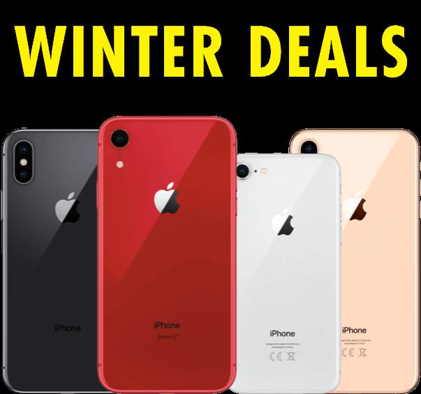 iphone 8 xr x xs winter deals