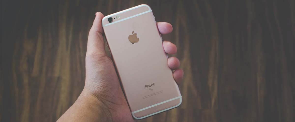 iPhone 6S goed bruikbaar in 2020