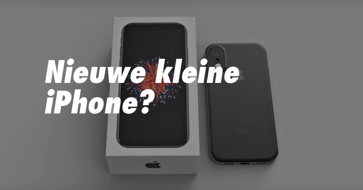Kleine iPhone