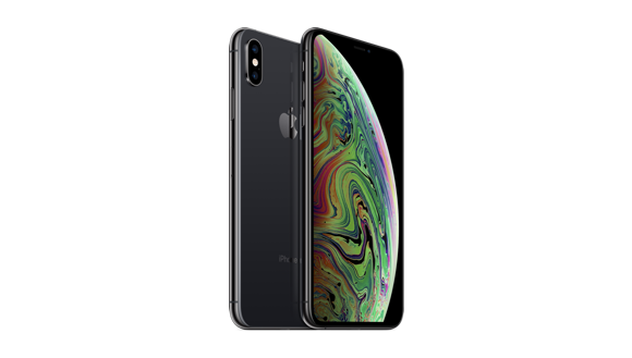 iPhone Xs Zwart 64gb